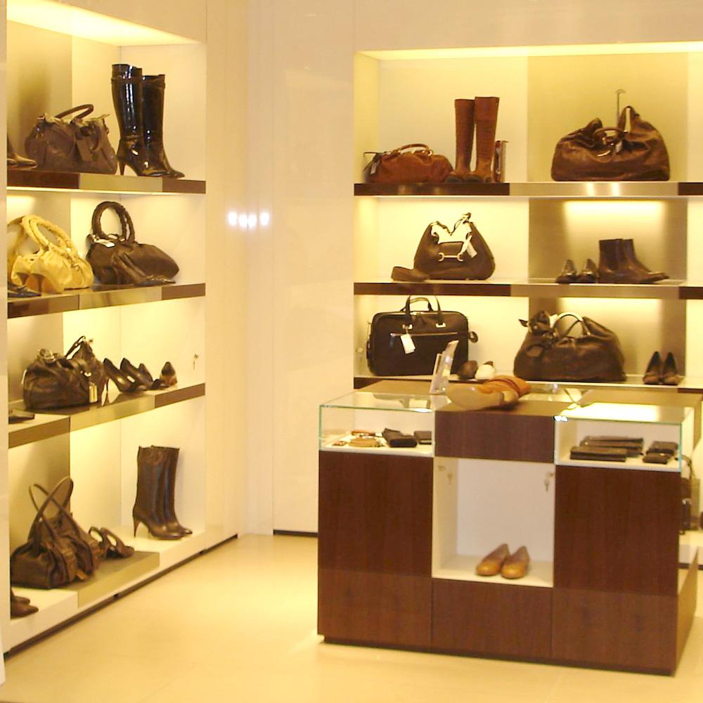Ladenbau Schuhe Pardun